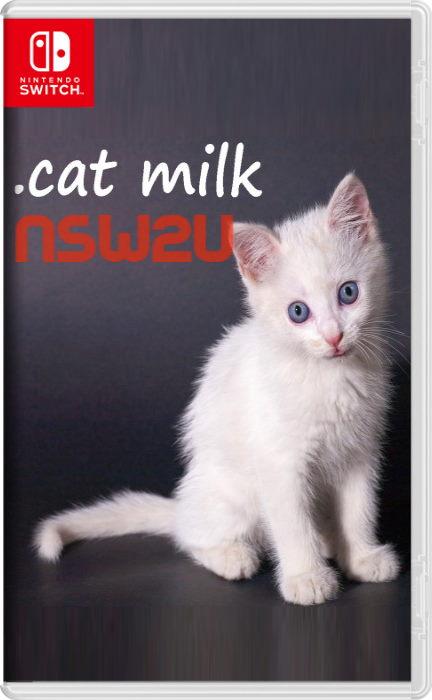 .cat Milk Switch NSP XCI