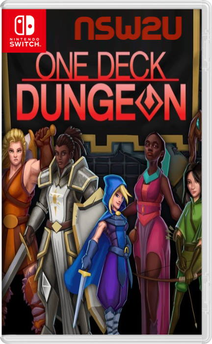 One Deck Dungeon Switch NSP XCI