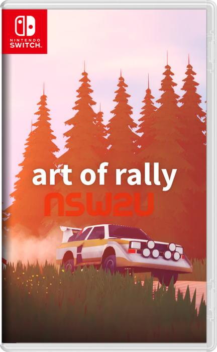 art of rally Switch NSP XCI NSZ