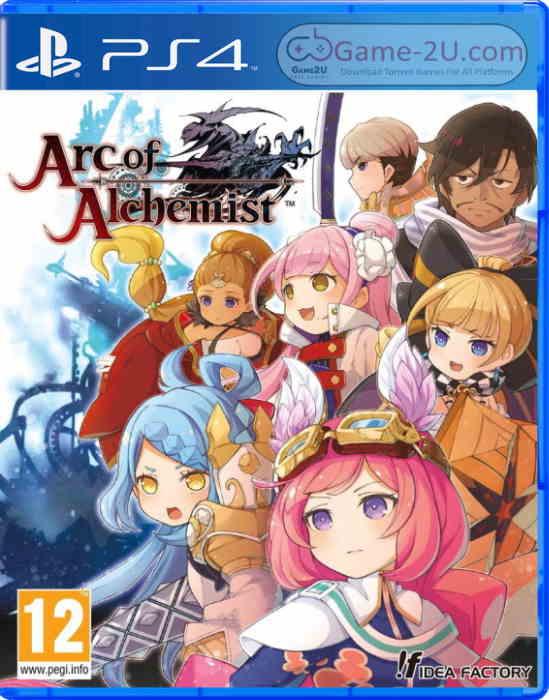 Arc of Alchemist PS4 PKG