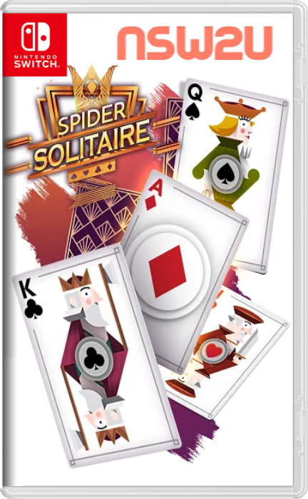 Spider Solitaire Switch NSP NSZ XCI