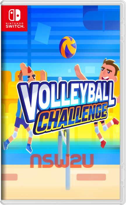 Volleyball Challenge Switch NSP XCI NSZ