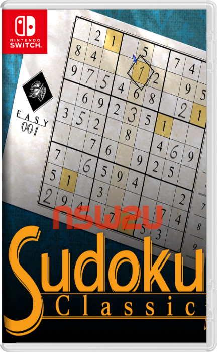 Sudoku Classic Switch NSP XCI