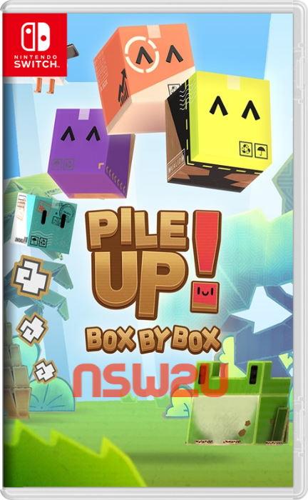 Pile Up! Box by Box Switch NSP XCI NSZ
