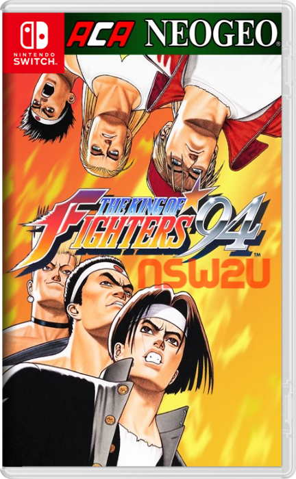 ACA NEOGEO THE KING OF FIGHTERS '94 Switch NSP XCI