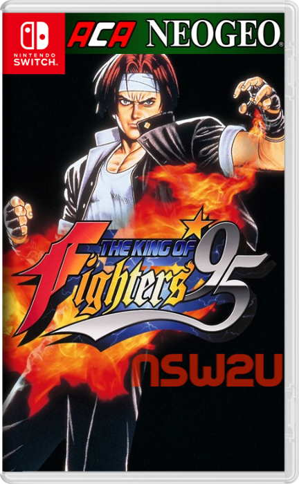 ACA NEOGEO THE KING OF FIGHTERS '95 Switch NSP XCI