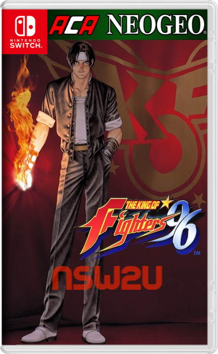 ACA NEOGEO THE KING OF FIGHTERS '96 Switch NSP XCI