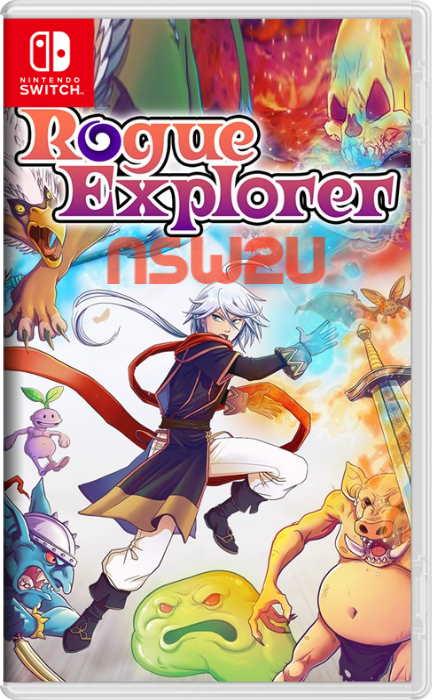 Rogue Explorer Switch NSP XCI