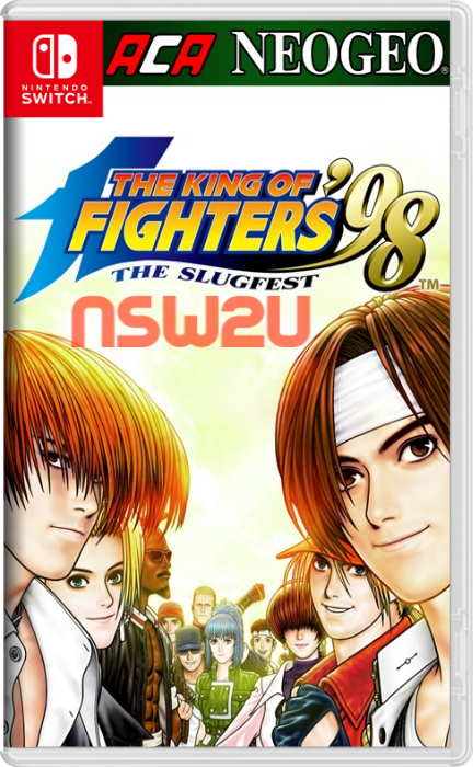 ACA NEOGEO THE KING OF FIGHTERS '98 Switch NSP XCI