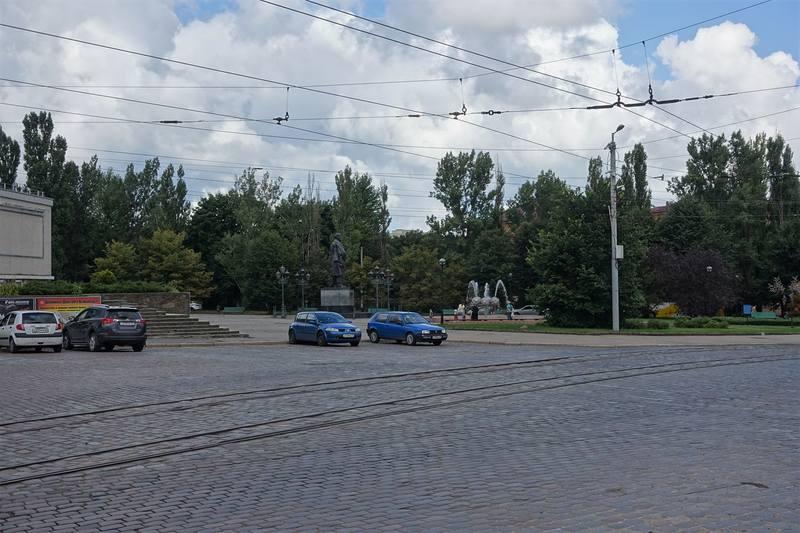 Прогулка по Калининграду