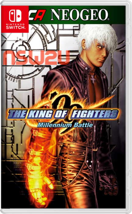 ACA NEOGEO THE KING OF FIGHTERS '99 Switch NSP XCI