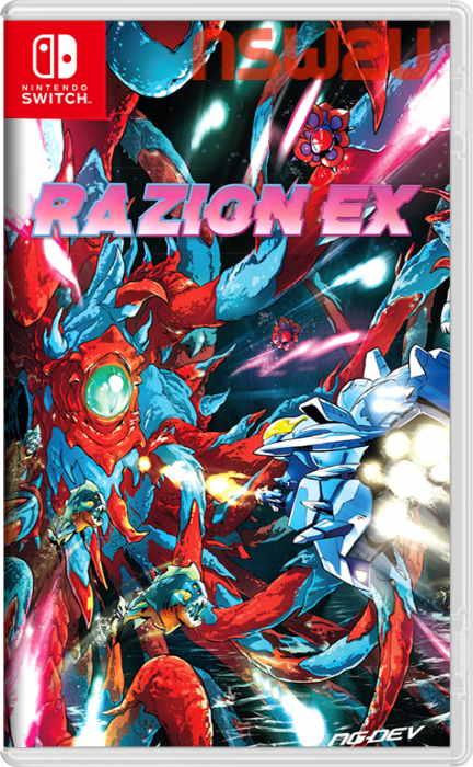 Razion EX Switch NSP XCI