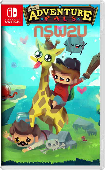 The Adventure Pals Switch NSZ NSP
