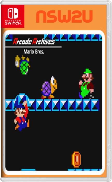 Arcade Archives MARIO BROS. Switch NSP XCI