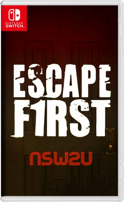 Escape First Switch NSP XCI NSZ