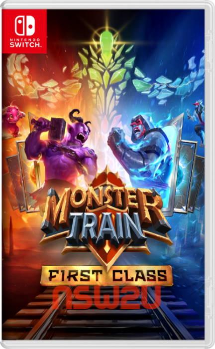 Monster Train First Class Switch NSP XCI NSZ