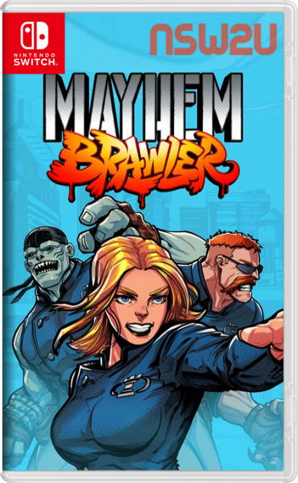 Mayhem Brawler Switch NSP XCI