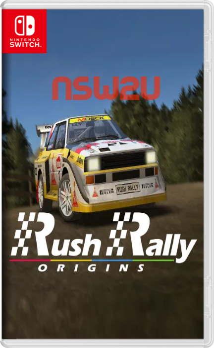 Rush Rally Origins Switch NSP XCI NSZ