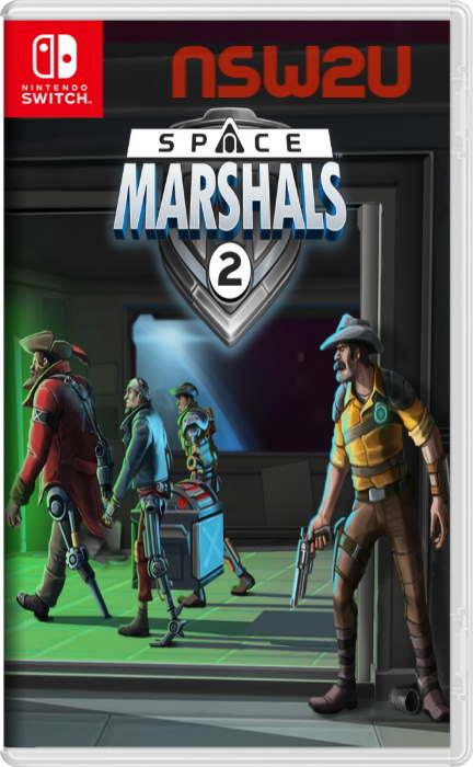 Space Marshals 2 Switch NSP XCI