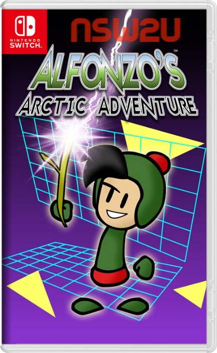 Alfonzo's Arctic Adventure Switch NSP XCI NSZ