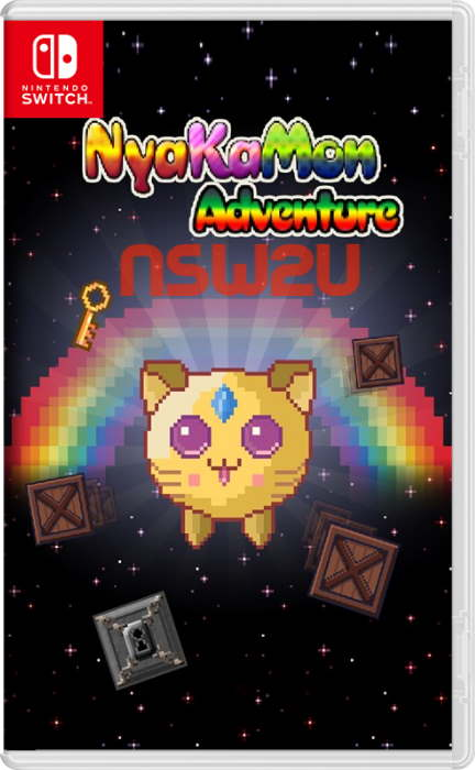 Nyakamon Adventures Switch NSP XCI