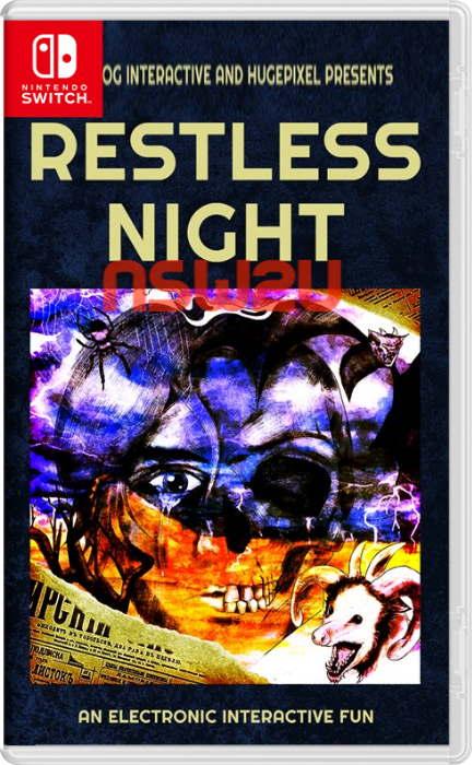 Restless Night Switch NSP XCI