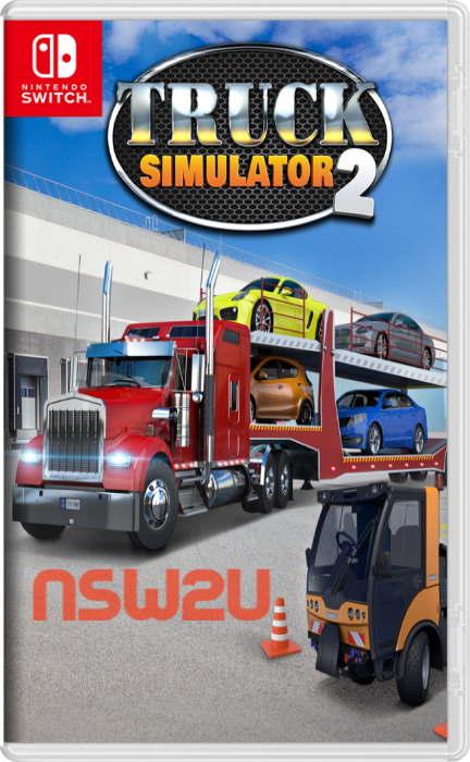Truck Simulator 2 Switch NSP XCI