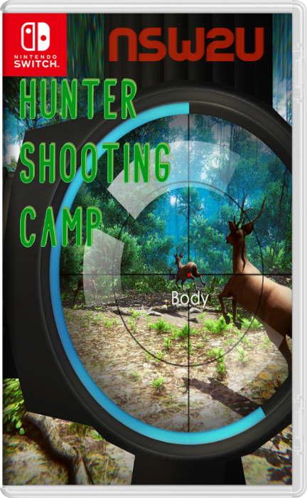 Hunter Shooting Camp Switch NSP XCI