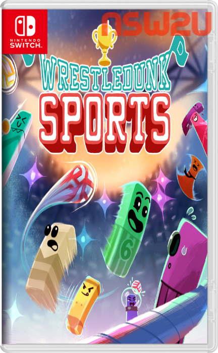 Wrestledunk Sports Switch NSP XCI