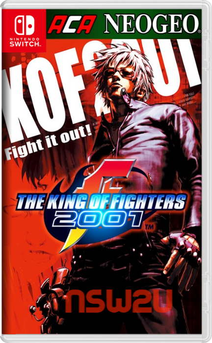 ACA NEOGEO THE KING OF FIGHTERS 2001 Switch NSP XCI