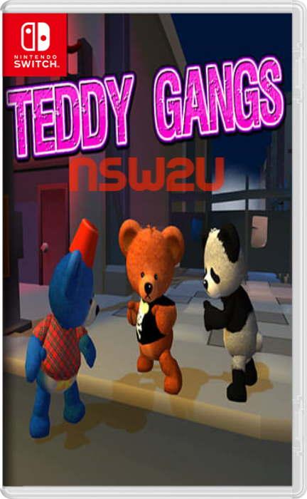 Teddy Gangs Switch NSP XCI