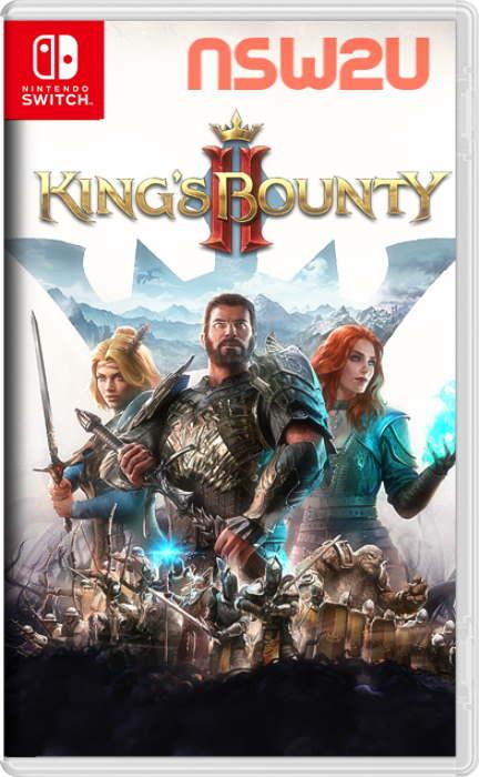 King's Bounty II Switch NSP XCI