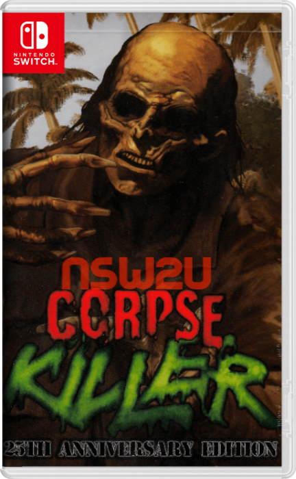 Corpse Killer – 25th Anniversary Edition Switch NSP XCI
