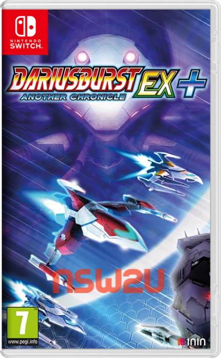 Dariusburst: Another Chronicle EX+ Switch NSP XCI