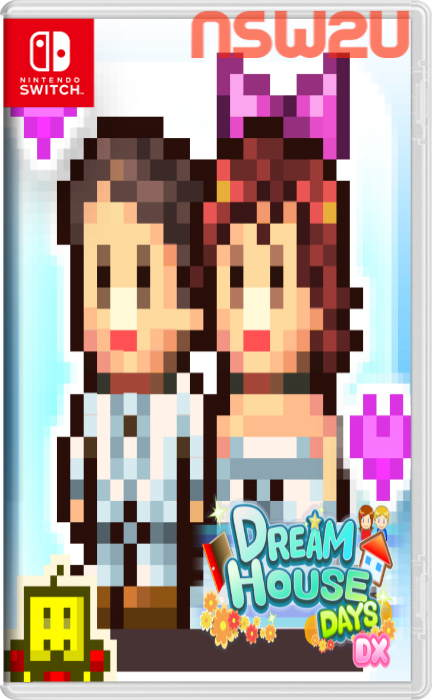 Dream House Days DX Switch NSP XCI