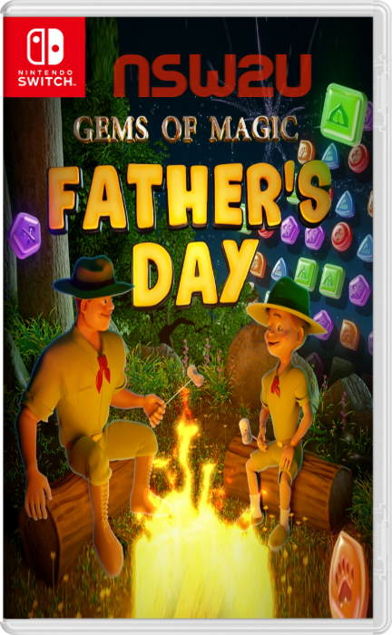 Gems of Magic: Father's Day Switch NSP XCI