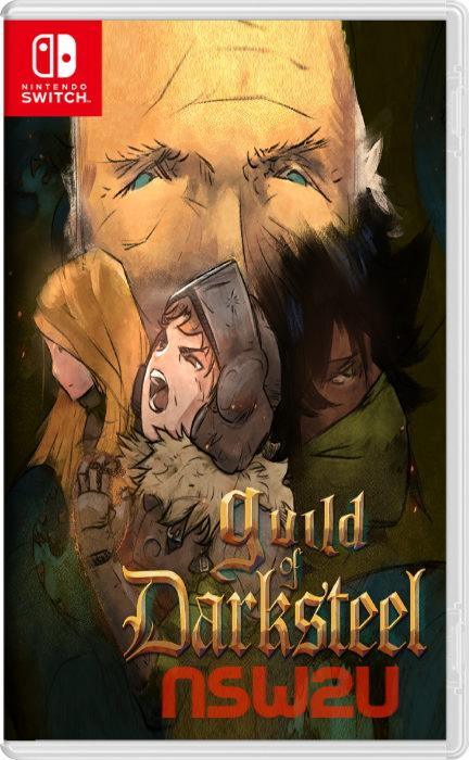 Guild of Darksteel Switch NSP XCI
