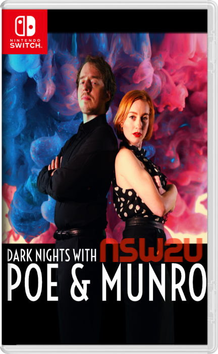Dark Nights with Poe and Munro Switch NSP XCI