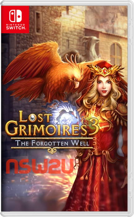 Lost Grimoires 3: The Forgotten Well Switch NSP XCI