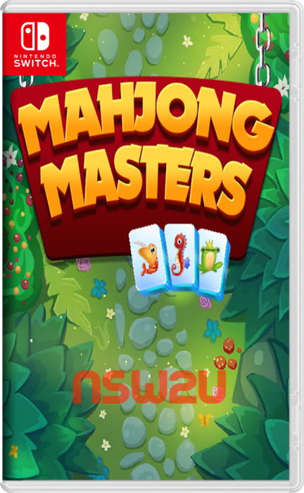 Mahjong Masters Switch NSP XCI