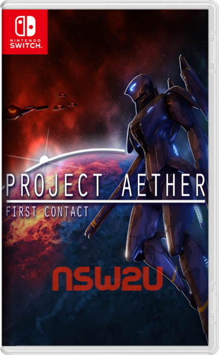Project AETHER: First Contact Switch NSP XCI