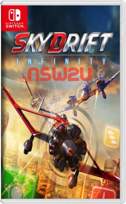 Skydrift Infinity Switch NSP XCI