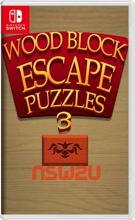 Wood Block Escape Puzzles 3 Switch NSP XCI