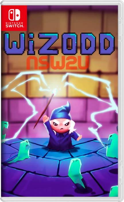 Wizodd Switch NSP XCI