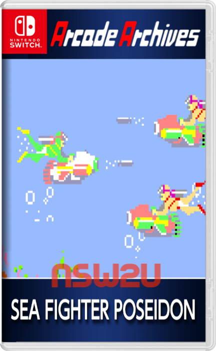 Arcade Archives SEA FIGHTER POSEIDON Switch NSP XCI