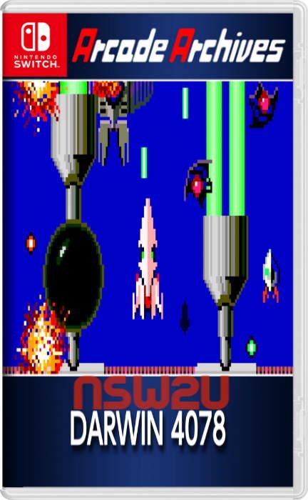 Arcade Archives DARWIN 4078 Switch NSP XCI