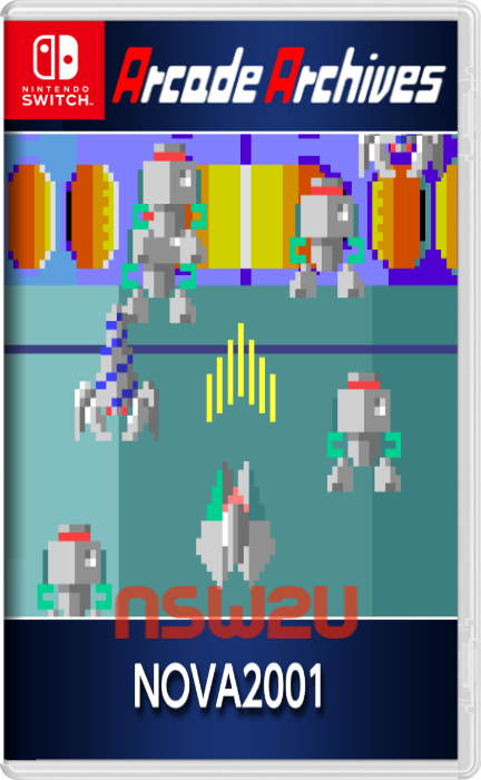 Arcade Archives NOVA2001 Switch NSP XCI