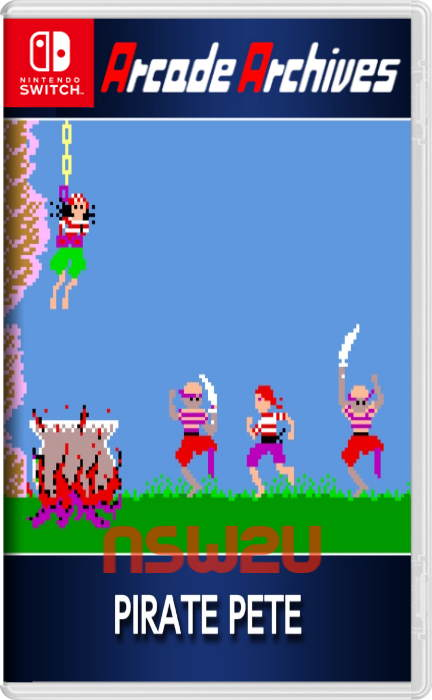 Arcade Archives PIRATE PETE Switch NSP XCI