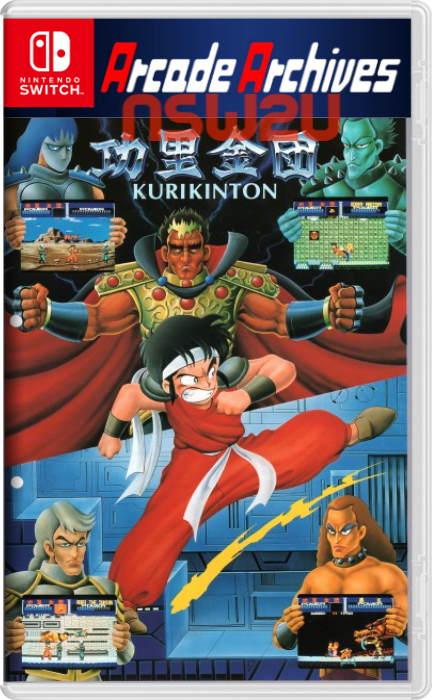 Arcade Archives KURIKINTON Switch NSP XCI