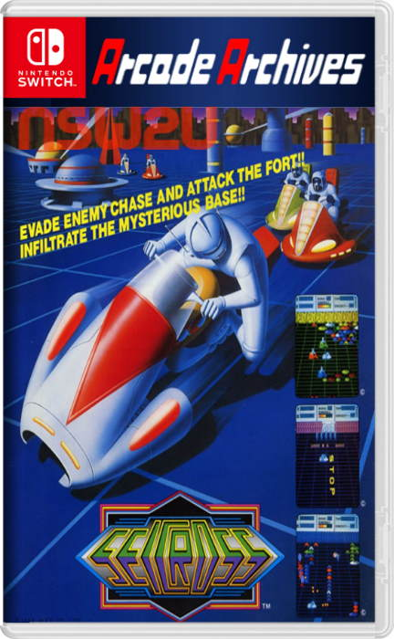 Arcade Archives SEICROSS Switch NSP XCI